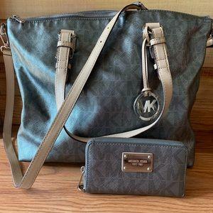 MICHAEL Michael Kors Shoulder Bag & Wallet Large